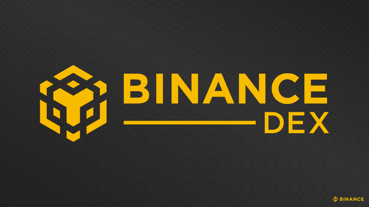 Binance DEX, Binance, Changpeng Zhao, kryptowaluty